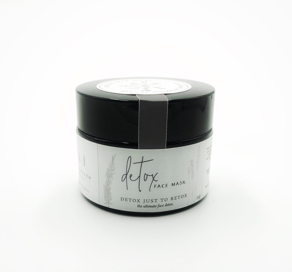 Detox Face Mask 22g - HerbalHiraeth