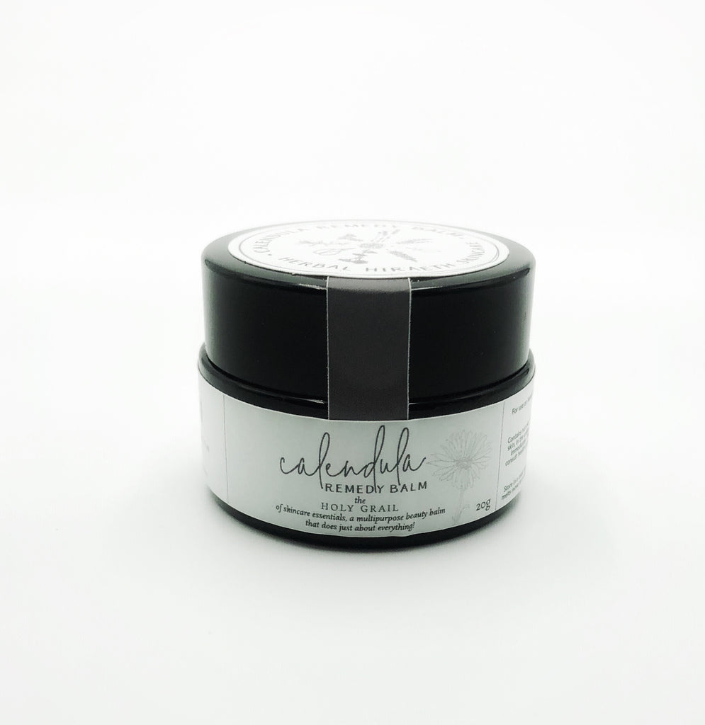 Calendula Remedy Balm 20g - HerbalHiraeth