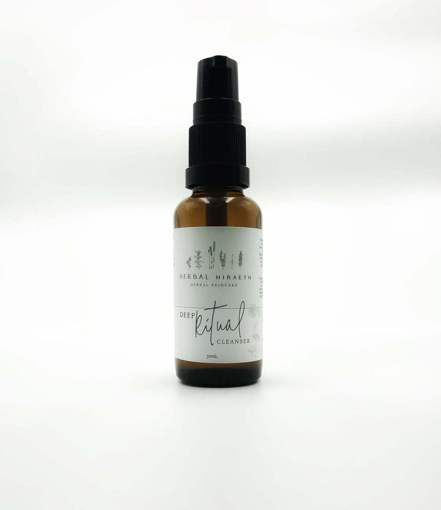 Deep Ritual Cleanser 30mL - HerbalHiraeth