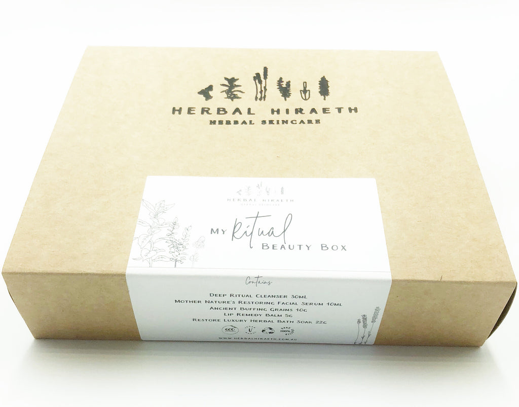 My Ritual Beauty Box - HerbalHiraeth