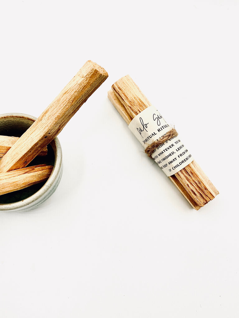 Palo Santo - Bundle of 3 Sticks - HerbalHiraeth