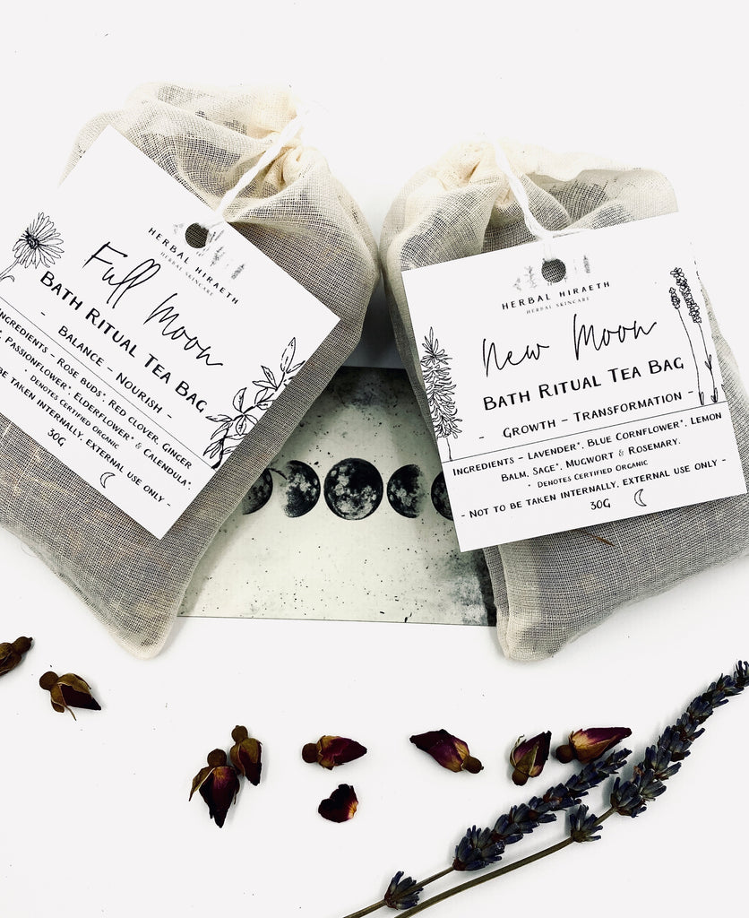 Moon Rituals Bath Set