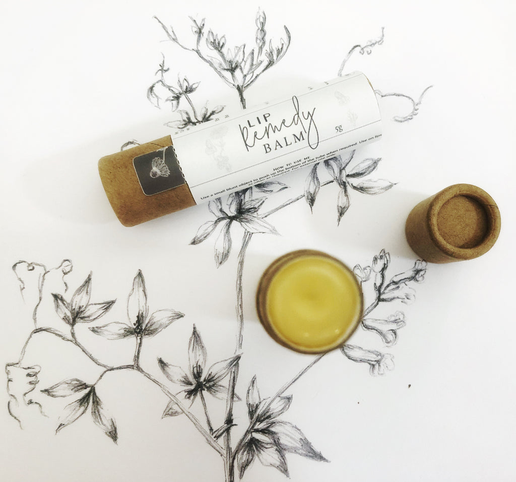 Lip Remedy Balm - HerbalHiraeth