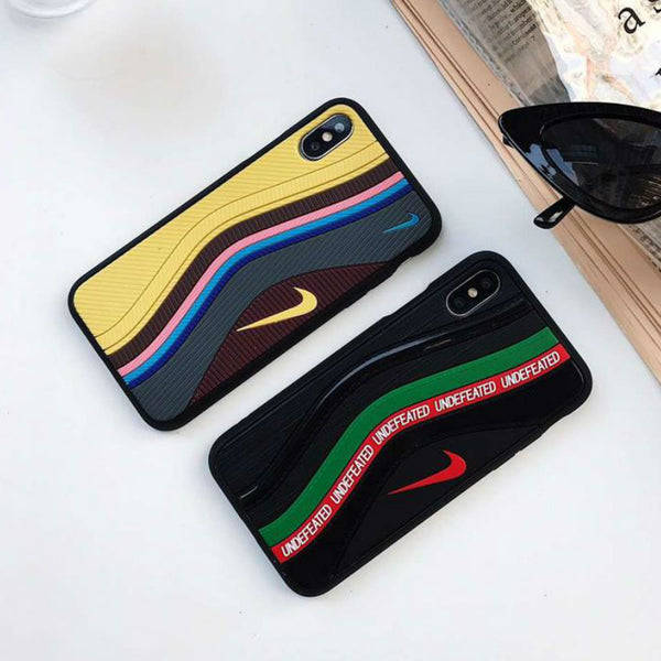 Nike 3D Air Jordan Shoes Dunk iPhone Cases