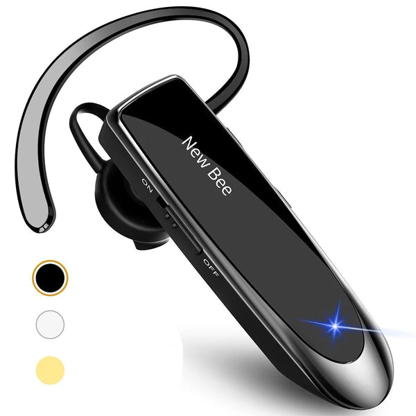 Wireless Bluetooth 5.0 Earpiece Hands-free earhook earphone
