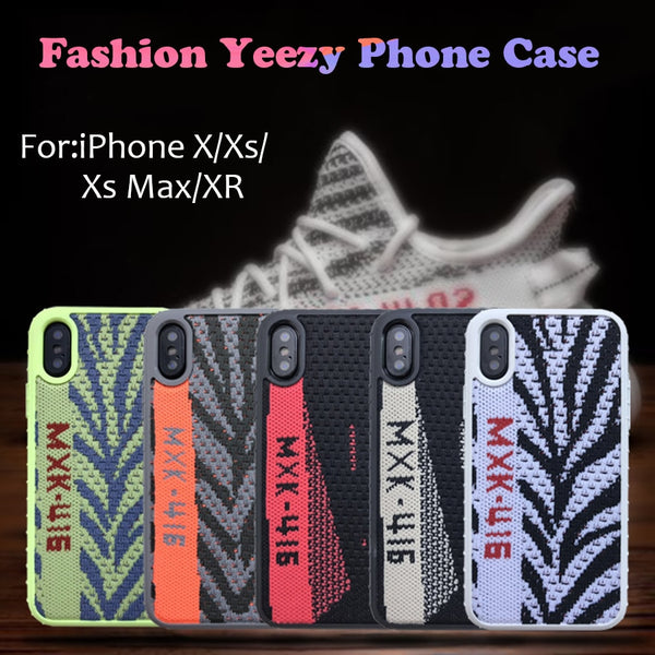 APPLE iPhone 350 Yeezy shoes Sneakers soft Case