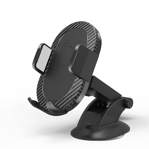 Car Air Vent Mount Qi Wireless Charger with Phone Holder