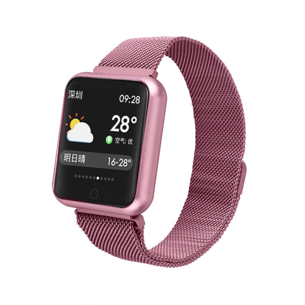 Sports IP68 waterproof Smart Watch for ios Apple Android