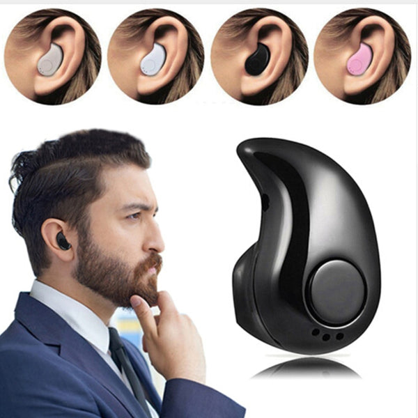 S530 Mini Wireless Bluetooth in Ear Sport Earphone with Mic