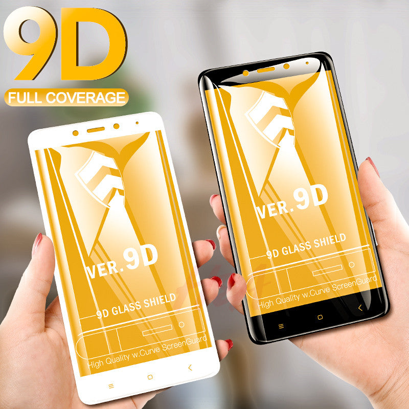 Xiaomi Redmi 9D Full Cover Tempered Glass Screen Protector