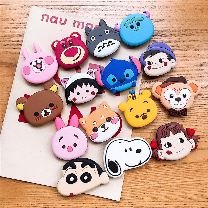 Cute cartoon Popstocket Universal Lazy bracket For cellphones