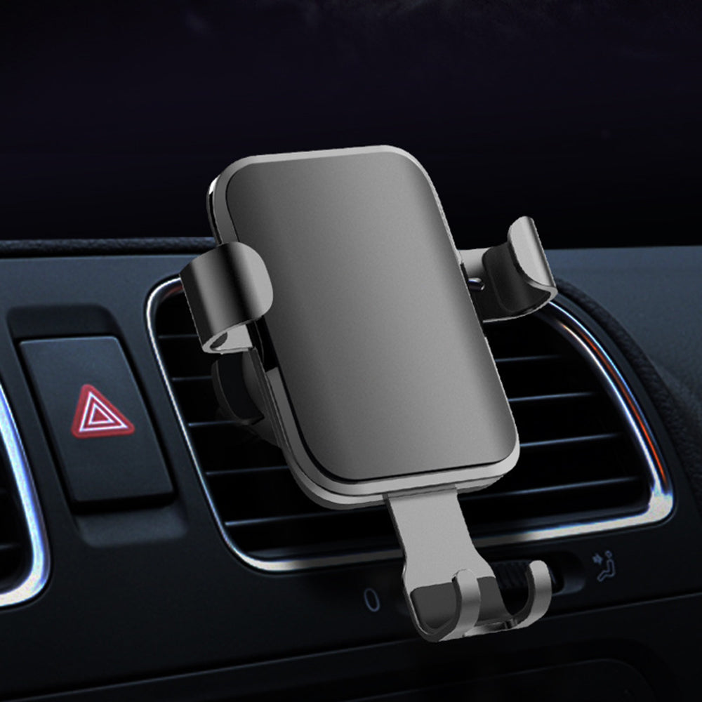 Wireless 360 Degree Rotation Car Phone Holder Charger