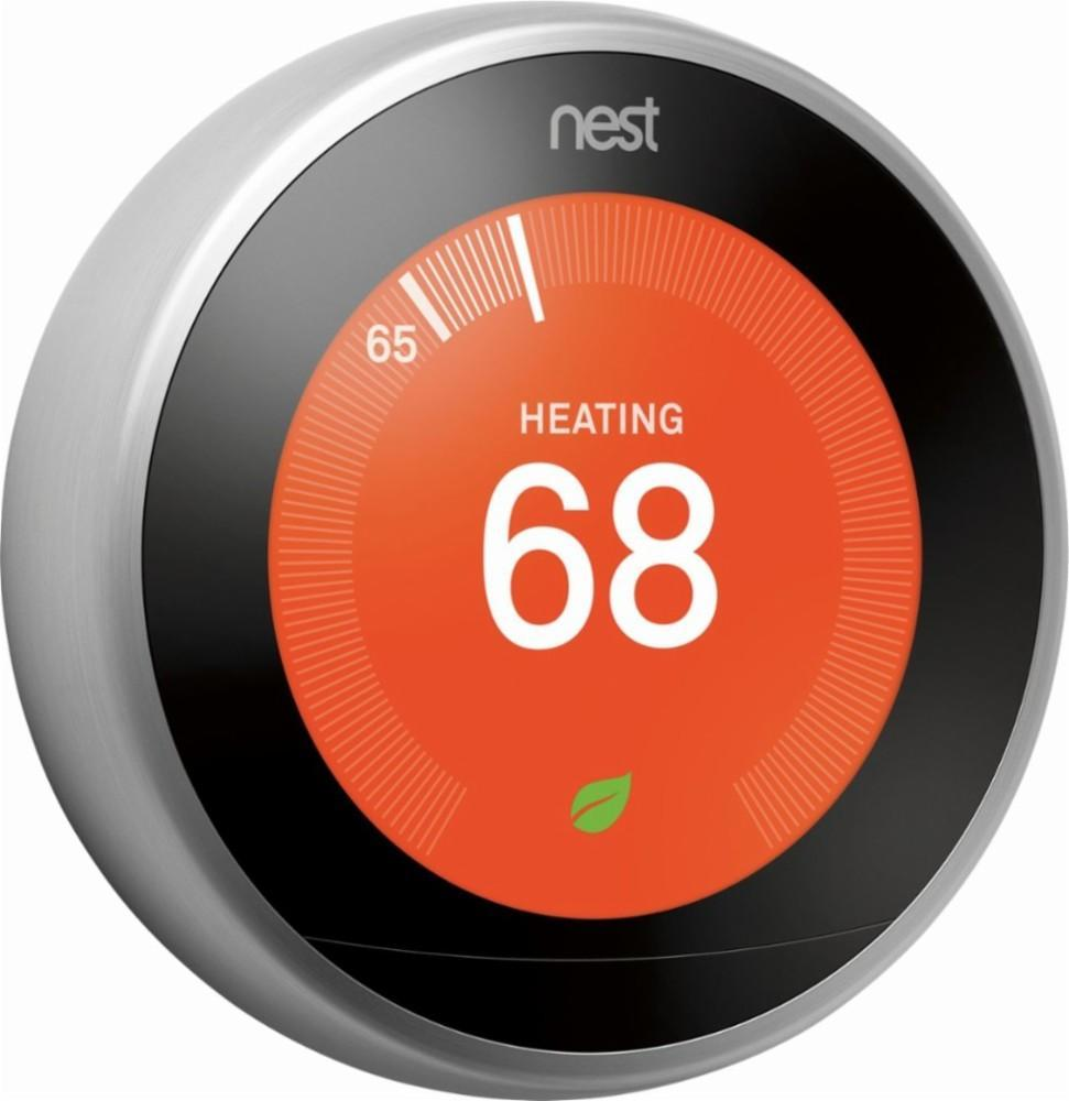Nest Learning Thermostat Pro - 3rd Generation - Free Delivery and Install