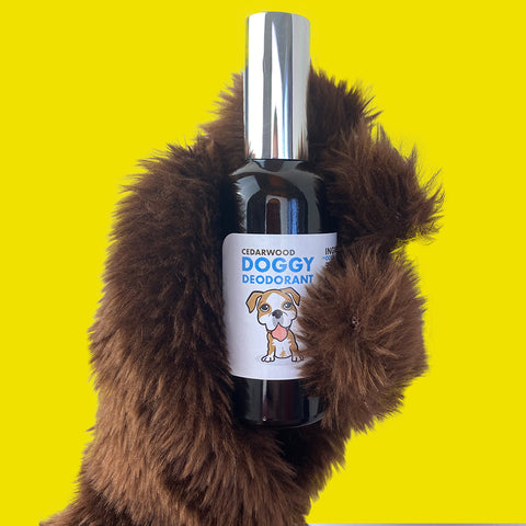 Cedarwood Dog Deodorant