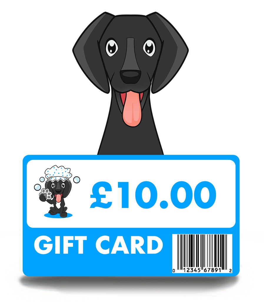 Buddy Bubbles Gift Card - Buddy Bubbles Dog Soap