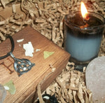 Ceridwen – Rhiannon – Morrigan Blessed Female Celtic Goddess Djinn – Lovely Porcelain Doll & Triquetra Pendant or Direct Bind