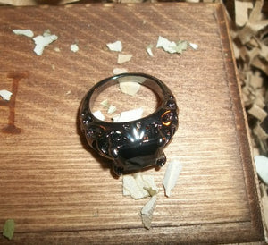 Mystical Magickal Blackfeather - Only 2 Available - Autumn Dusk Spirits