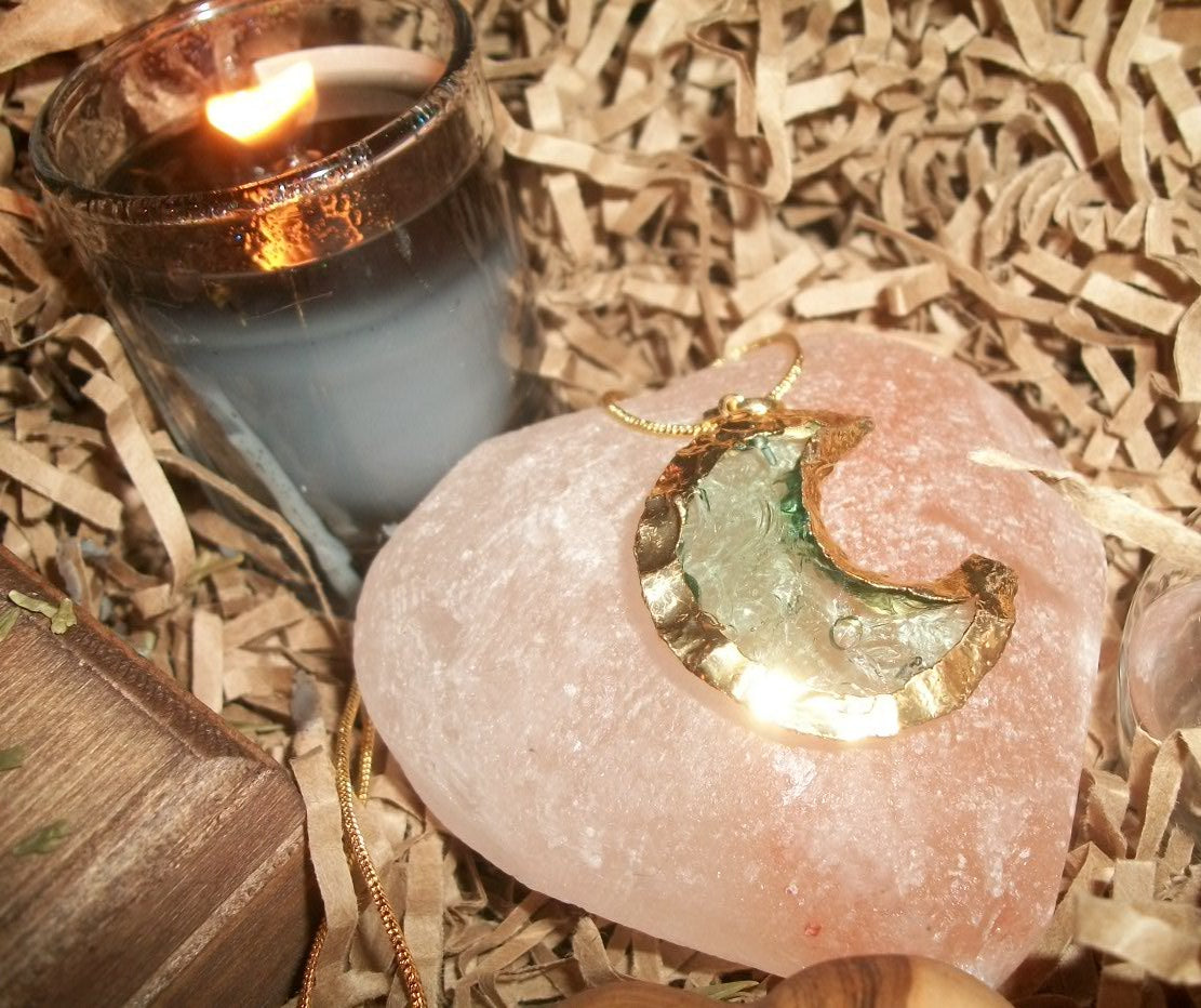 Mystical and Magical Neb Djinn – Choice of Vessel and Gender – LIMITED - Autumn Dusk Spirits