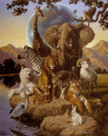 Reverse Animal Spirit Guide Adoption - Discover Your Animal Totem - Options - Autumn Dusk Spirits