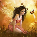 Butterfly Fairies  – Choice of Gender and Vessel - Autumn Dusk Spirits