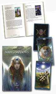"New/Sealed The Book of Shadows Vol 1 ""As Above"" by Barbara Moore - Autumn Dusk Spirits"