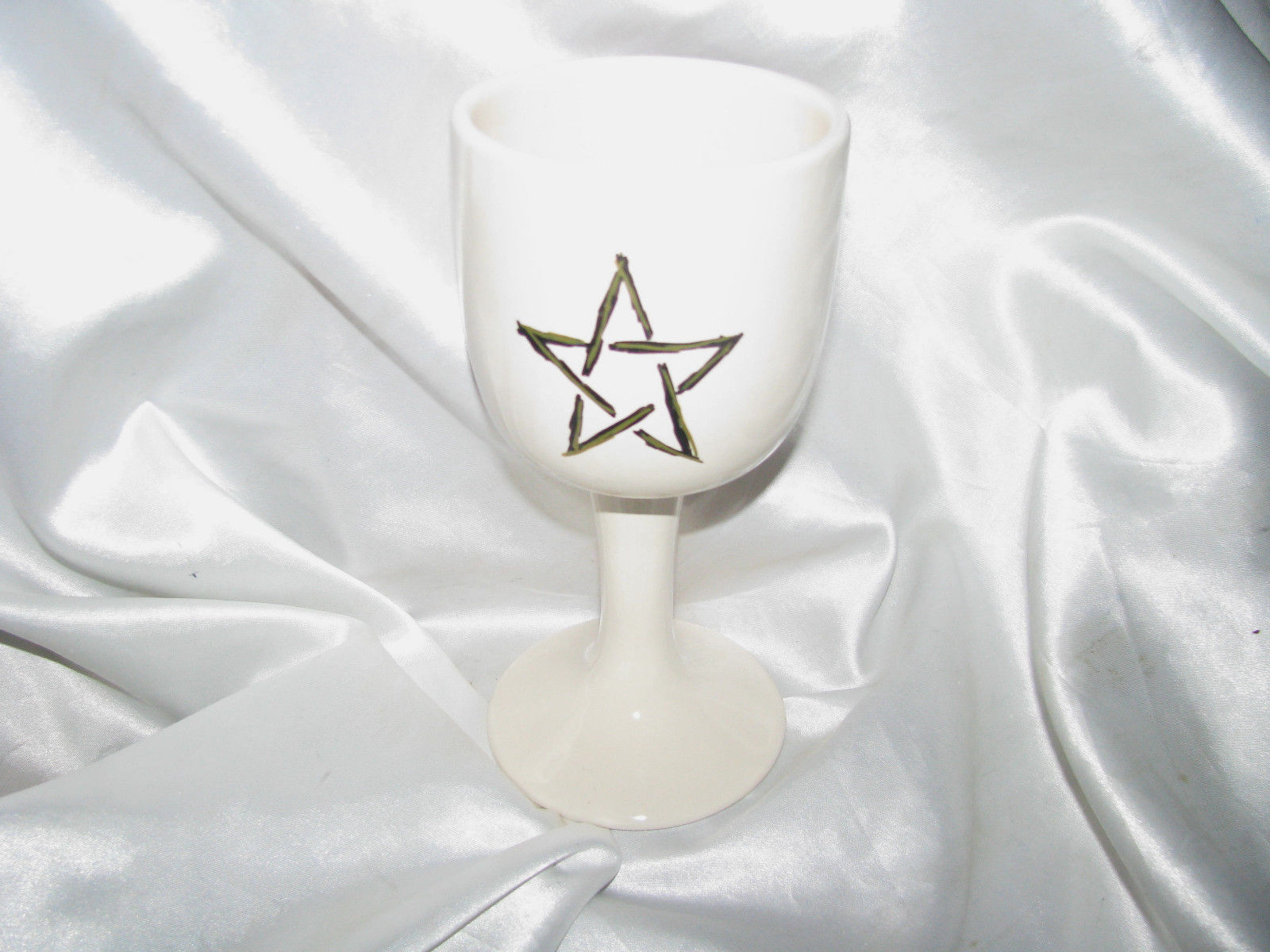 Unique Gallant Incubus Seeking Soul Mate – Lovely Hand-Crafted Ritual Chalice