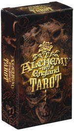 NEW/Sealed The Alchemy 1977 England Tarot Card Set - Autumn Dusk Spirits