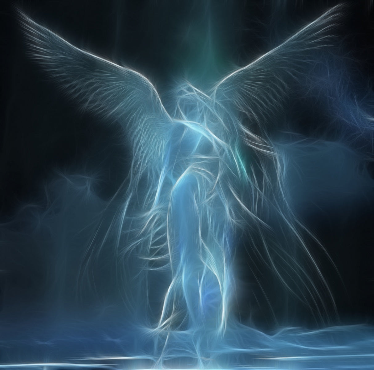 Divine Angel - Psychic-Enhancing–Choice of Vessel - Autumn Dusk Spirits