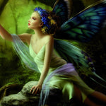 Butterfly Fairy  – Last One! - Autumn Dusk Spirits
