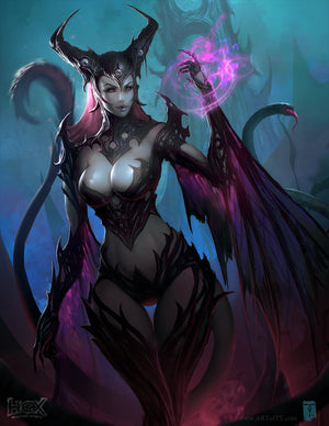 Extremely Rare Crypt Demon/Demoness – Choose Vessel, Gender, Level & More