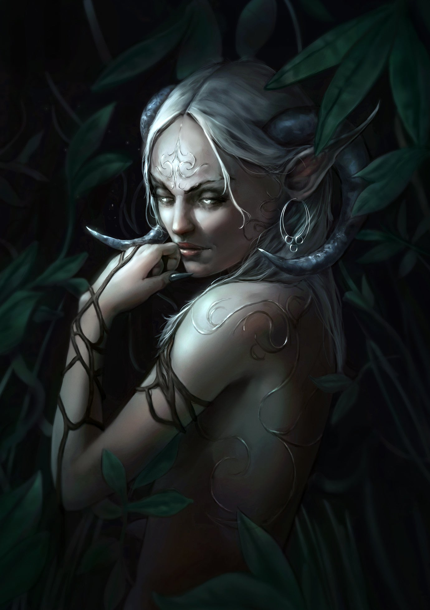 Rare Nared Elf – Male or Female – Choice of Vessel and Gender