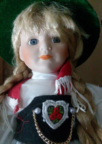 Adorable & Precious German Sister & Brother Pair – Porcelain Dolls