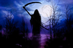 Protective Compassionate Ankou – Grim Reaper – Choice of Vessel