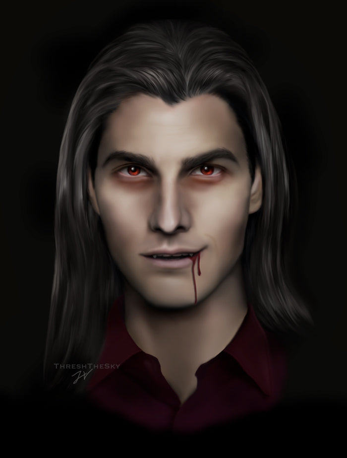 Custom Conjure Sexual Male Vampire – Limited Options – Vessel Choice - Autumn Dusk Spirits