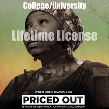 Priced Out: University/College Digital Download, Lifetime License