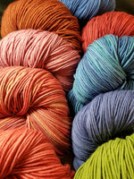 Close Out Yarn - Trio
