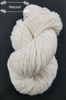 Natural  (undyed)
