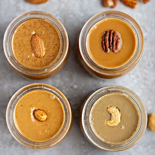 Organic Nut & Seed Butters