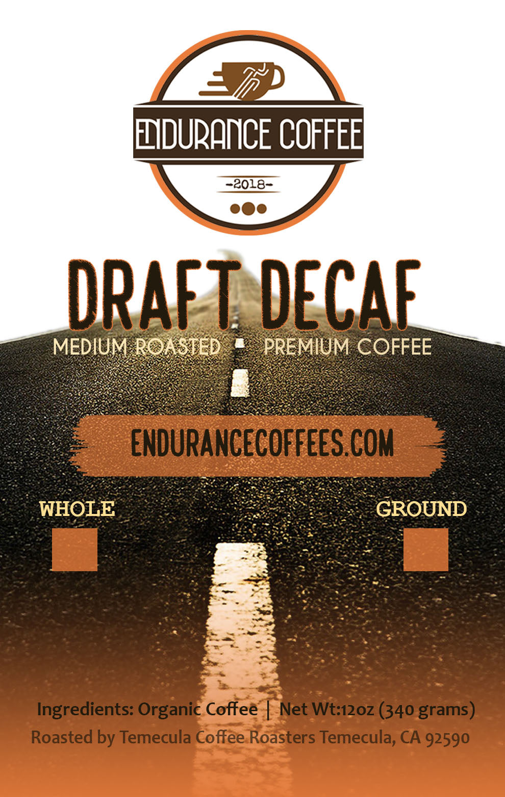 Draft Decaf - Medium