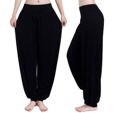 Women's Harem Modal Yoga Pants