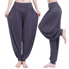 Load image into Gallery viewer, Women's Harem Modal Yoga Pants