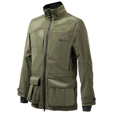 Light Static Jacket Green