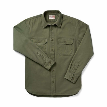 6Oz Drill Chino Shirt