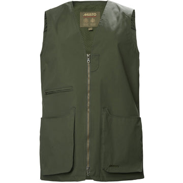 Retrievers Vest Dark Green