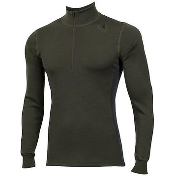 Warmwool Mockneck Olive Night