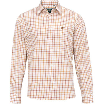Bury Fleece Lined Shirt Gazelle