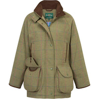 Combrook Ladies Coat Juniper