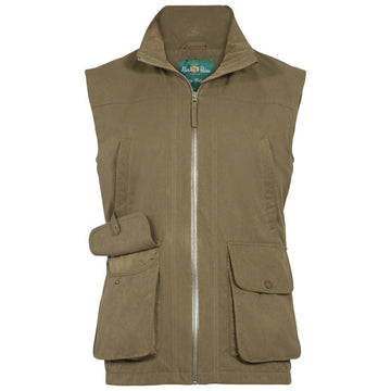 Dunswell Waistcoat Olive