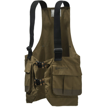 Hunting Strap Vest Brown