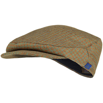 Bond Cap in Teviot tweed